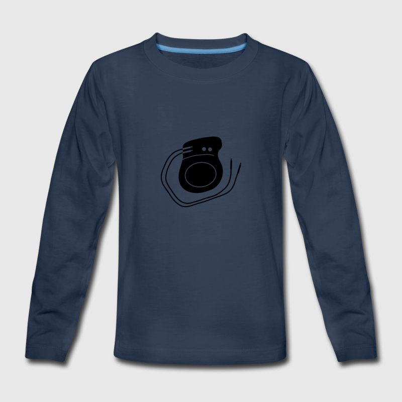 pacemaker_pm6 Kids' Shirts - Kids' Premium Long Sleeve T-Shirt