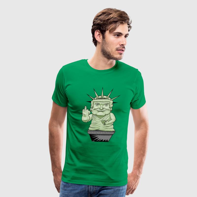 The Statue of Liability T-Shirts - Men's Premium T-Shirt