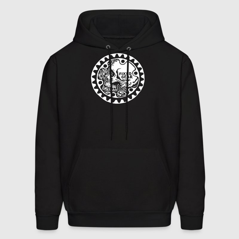 Fixed gear - Men's Hoodie