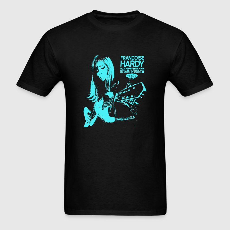 FRANCOISE HARDY - Men's T-Shirt
