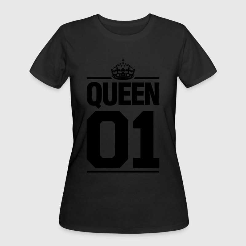 Queen 01 T-Shirts - Women's 50/50 T-Shirt