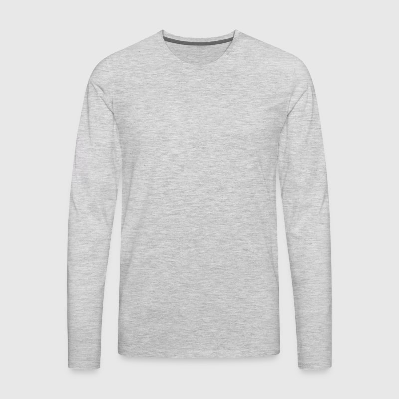 THE NEW SUPREME Long Sleeve Shirts - Men's Premium Long Sleeve T-Shirt