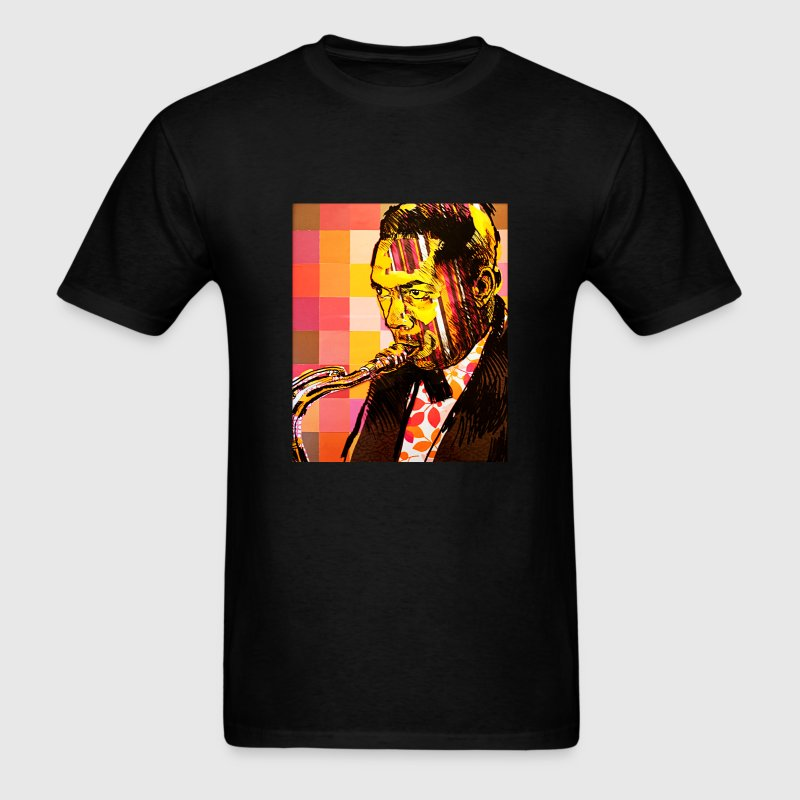 John Coltrane - Men's T-Shirt