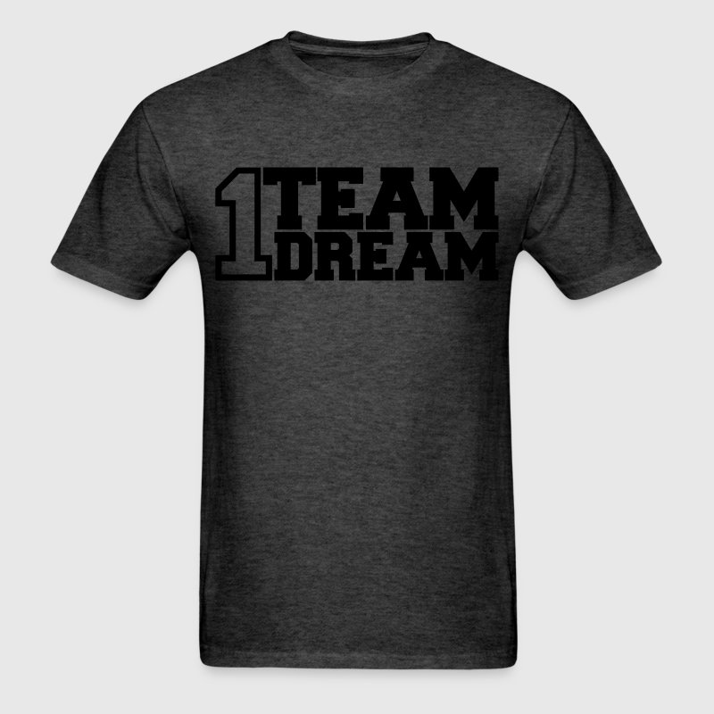 One Team One Dream shirt - Men's T-Shirt