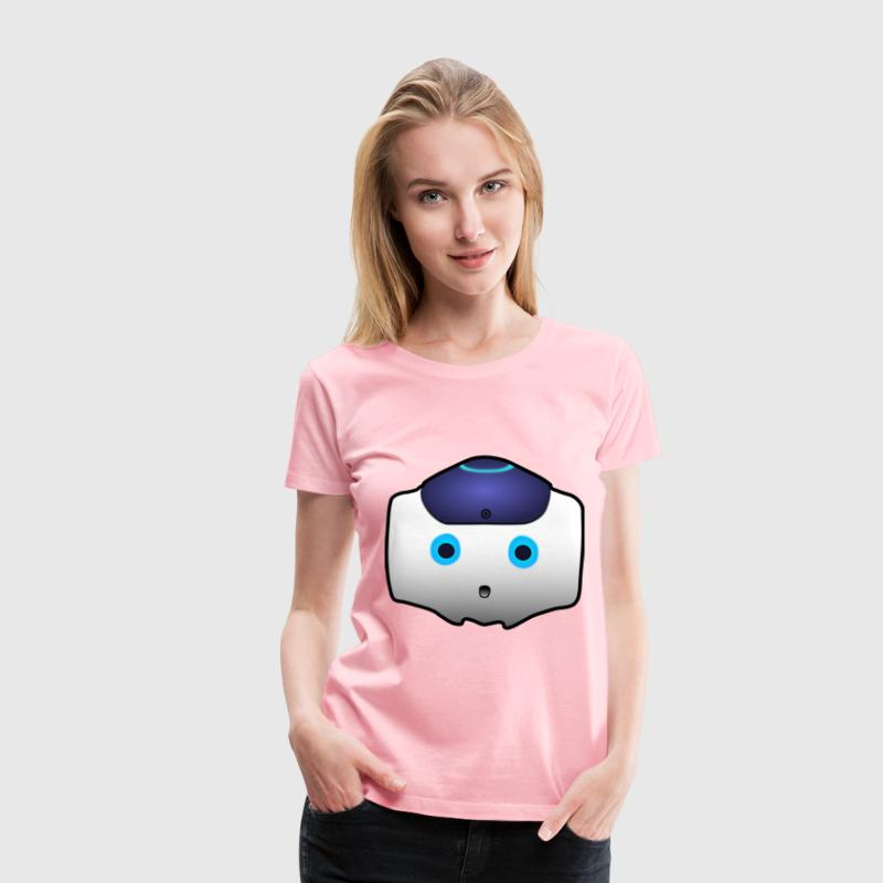 head of nao robot - Women's Premium T-Shirt