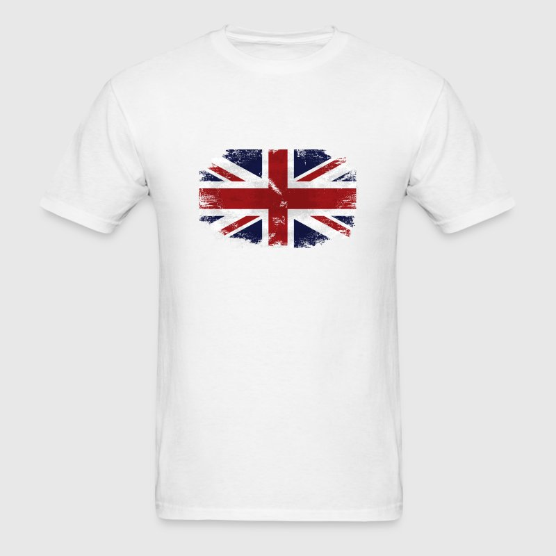 Union Jack - UK Flag T-Shirts - Men's T-Shirt