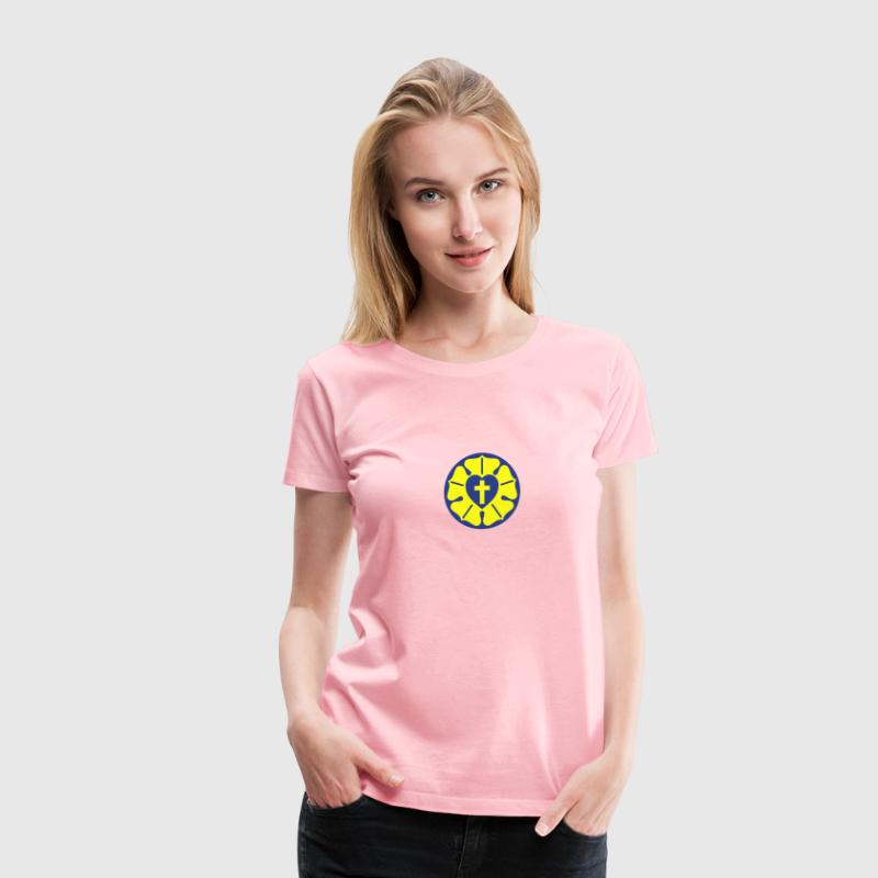 VA051 Luther Rose - Women's Premium T-Shirt