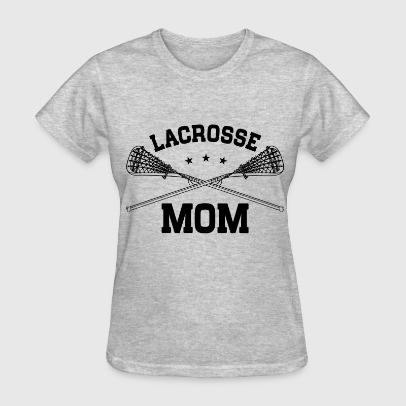Lacrosse Mom T-Shirts - Women's T-Shirt