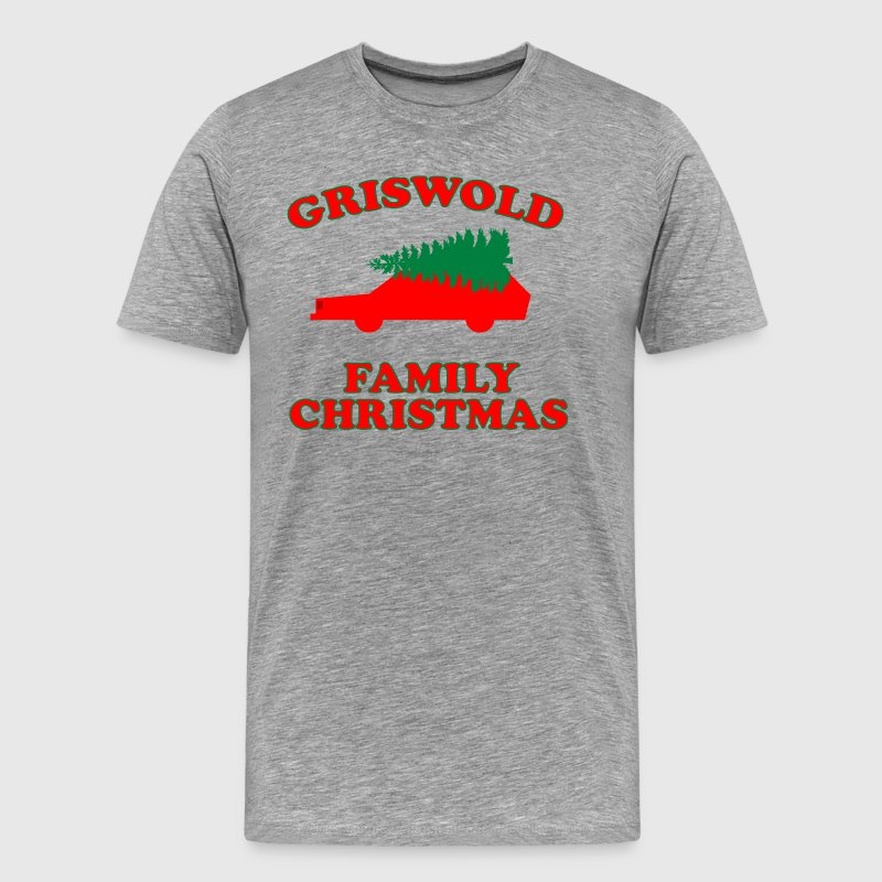 Griswold Family Christmas - Christmas Vacation T-Shirts - Men's Premium T-Shirt