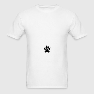 Lion Footprint Sportswear - Men's T-Shirt