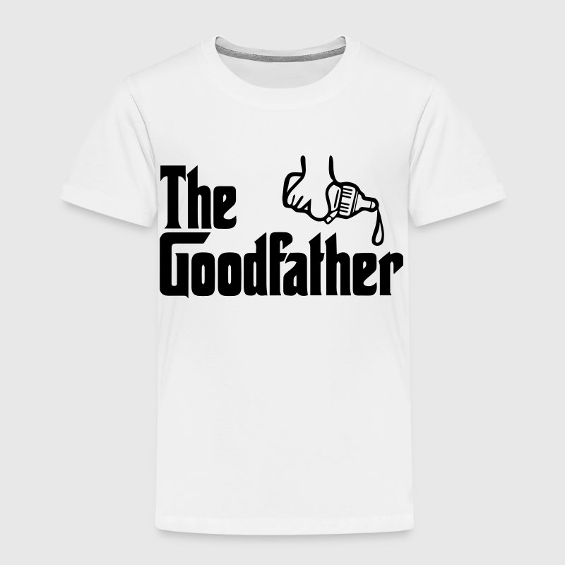 The Goodfather Baby & Toddler Shirts - Toddler Premium T-Shirt