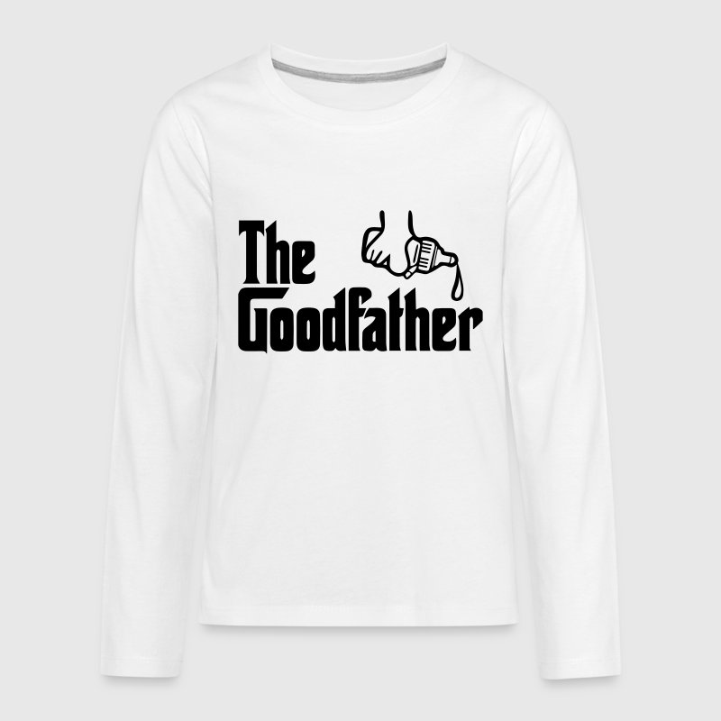 The Goodfather Kids' Shirts - Kids' Premium Long Sleeve T-Shirt
