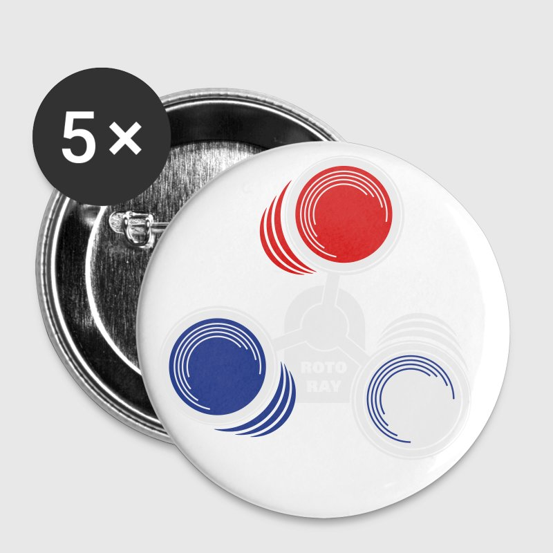Roto Ray warning lights Buttons - Small Buttons