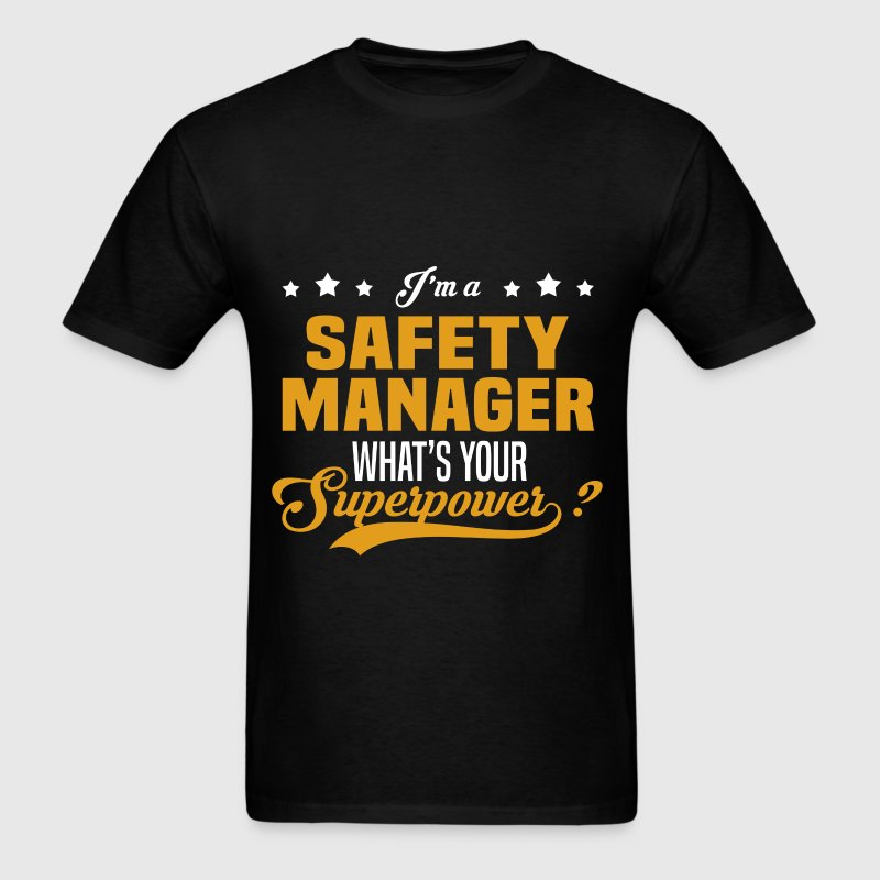 Safety Manager - Men's T-Shirt