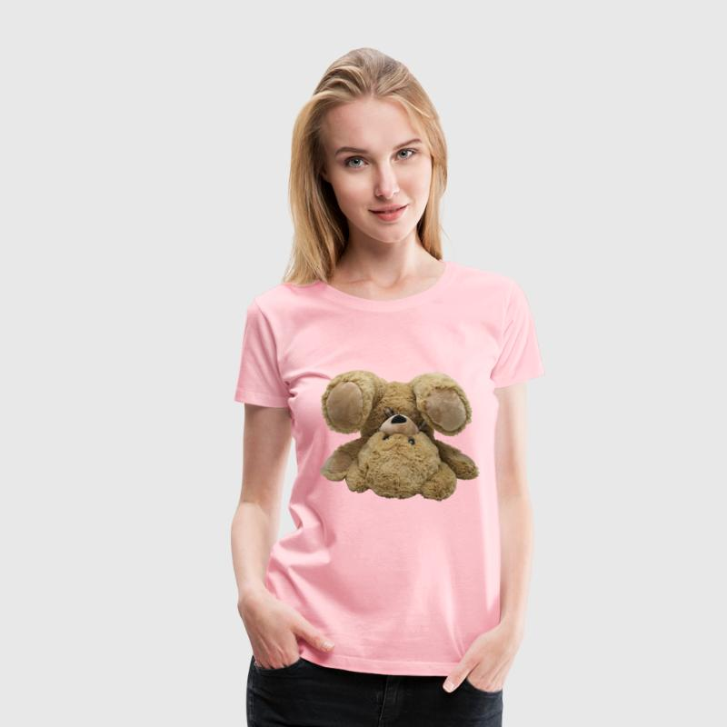 Bear - Women's Premium T-Shirt