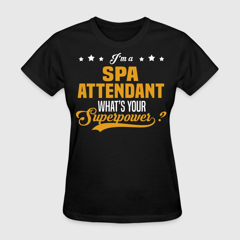 Spa Attendant - Women's T-Shirt