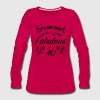 Fabulous 40th Birthday - Women's Premium Long Sleeve T-Shirt