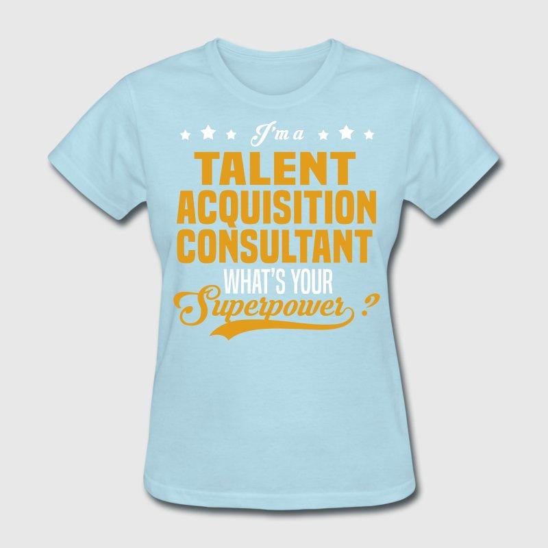 talent acquisition consultant t shirt spreadshirt - Talent Acquisition Consultant