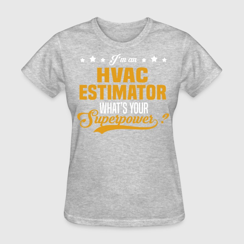hvac estimator t shirt spreadshirt