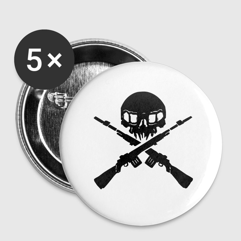 Resistance Retribution - Large Buttons