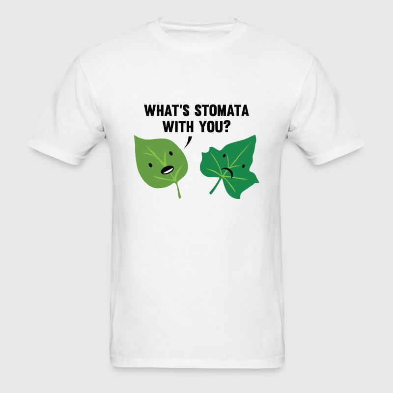 Stomata - Men's T-Shirt