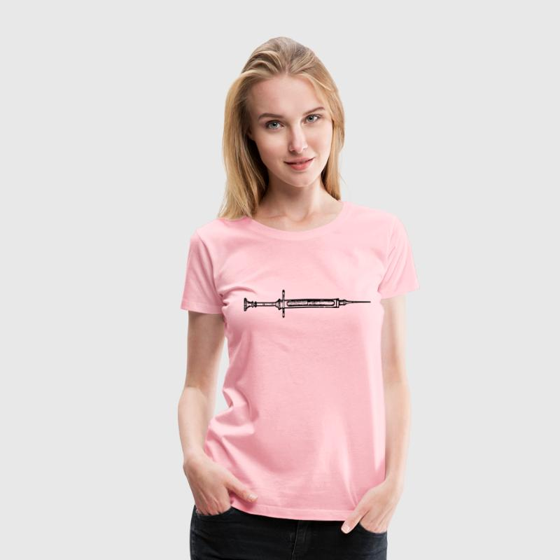 Hypodermic Needle 2 - Women's Premium T-Shirt