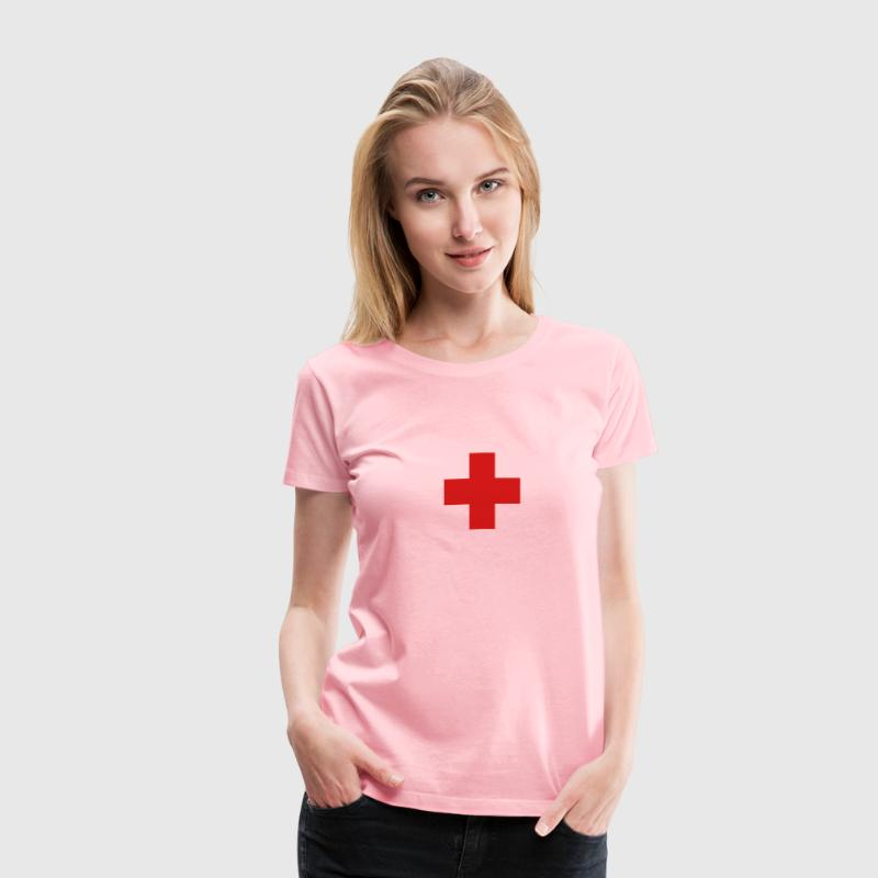 First Aid - Women's Premium T-Shirt