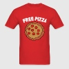 Gravity falls - Free pizza - Men's T-Shirt