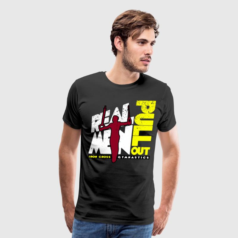 Real Men Pull Out T-Shirts - Men's Premium T-Shirt
