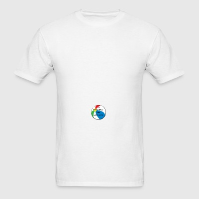 Samsung  G7 Beach Ball Size Lady Nuts Rubber Pho - Men's T-Shirt