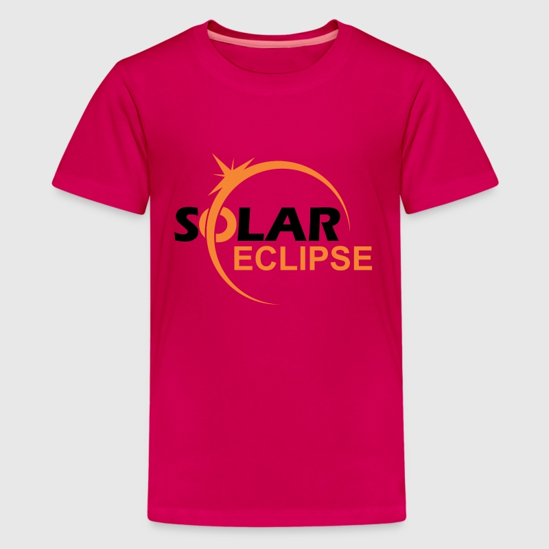 SOLAR ECLIPSE  - Kids' Premium T-Shirt