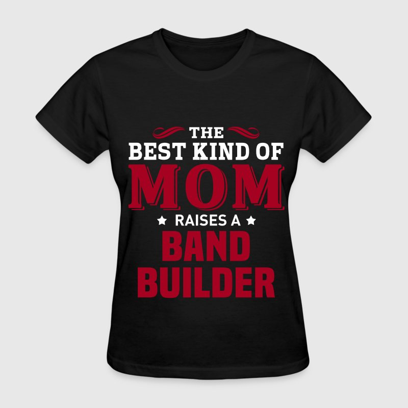 Band Builder MOM - Women's T-Shirt