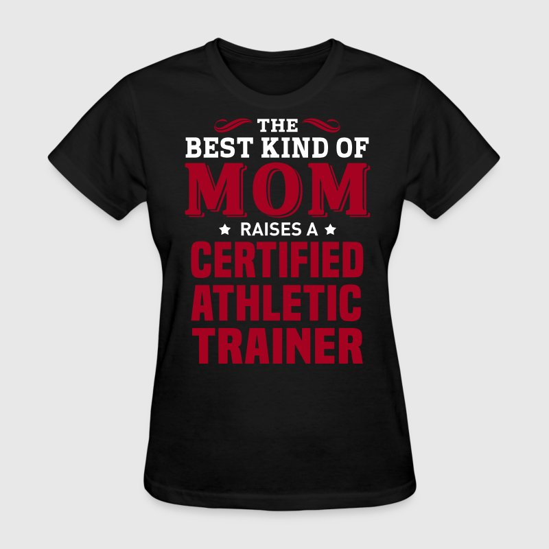 Certified Athletic Trainer MOM - Women's T-Shirt