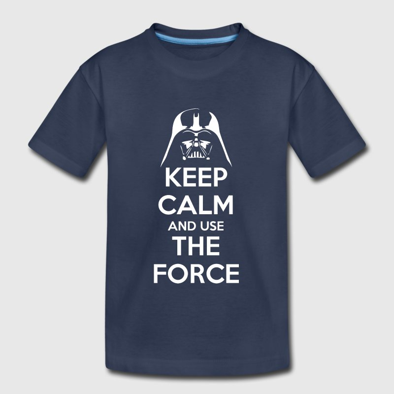 Use the Force Baby & Toddler Shirts - Toddler Premium T-Shirt