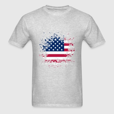 United States Flag Sportswear - Men's T-Shirt