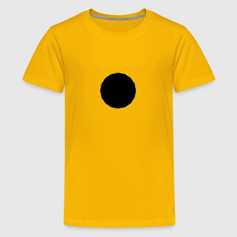 Geometric Circle - Kids' Premium T-Shirt