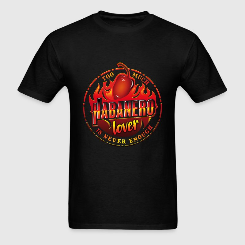 Habanero Chili Lover - Men's T-Shirt
