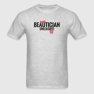 wild beautician unleashed Sportswear - Men's T-Shirt