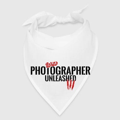 wild photographer unleashed Mugs & Drinkware - Bandana