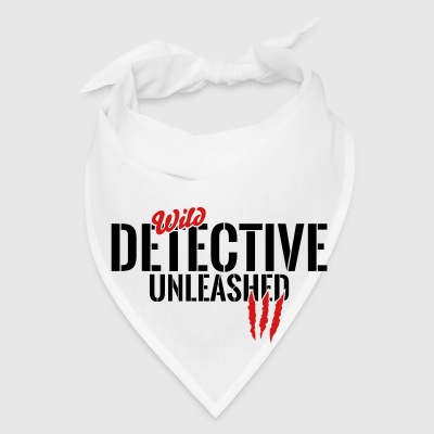 wild detective unleashed Mugs & Drinkware - Bandana