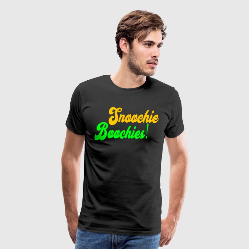 Snoochie Boochies! Jay And Silent Bob T-Shirts - Men's Premium T-Shirt