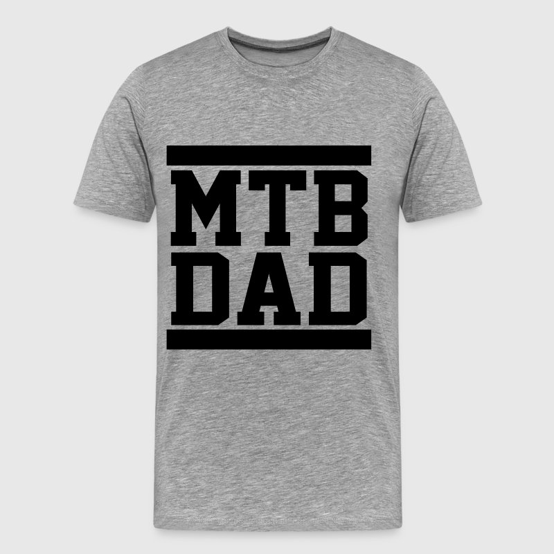MTB Dad T-Shirts - Men's Premium T-Shirt