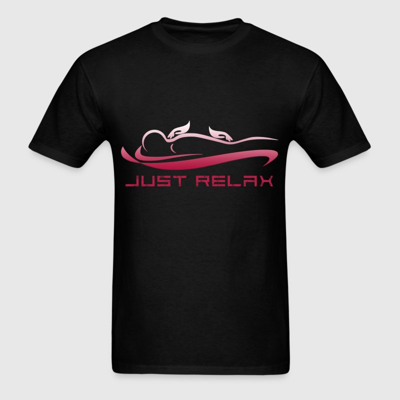 Massage Therapist - Just relax - Men's T-Shirt