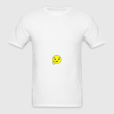 Fuck You Emoticon Sportswear - Men's T-Shirt