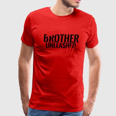 wild brother unleashed Sportswear - Men's Premium T-Shirt