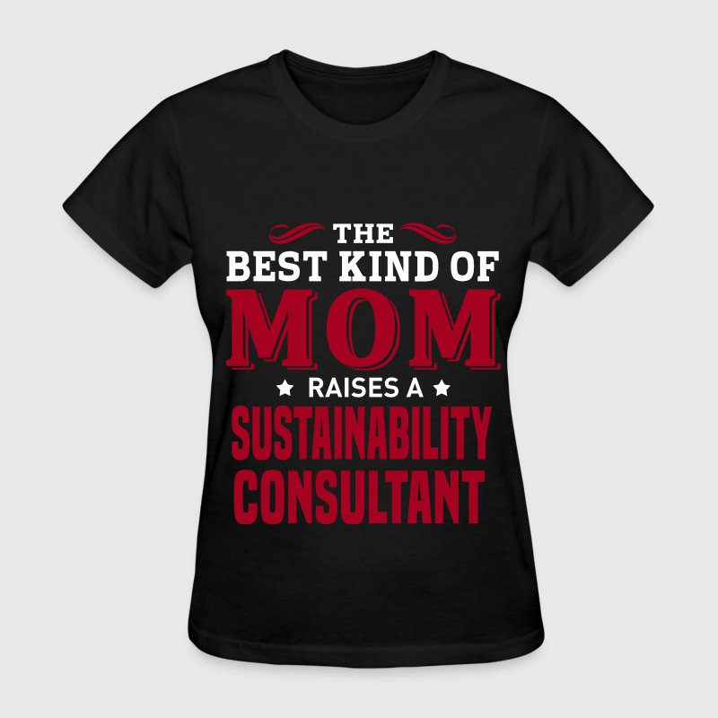 Sustainability Consultant MOM - Women's T-Shirt