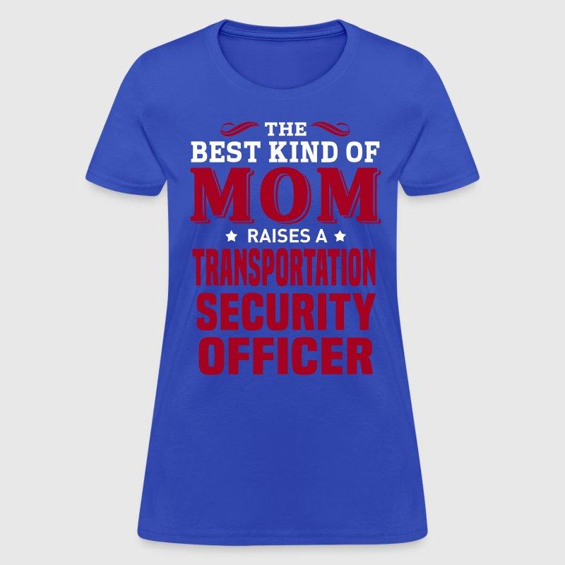 transportation security officer t shirt spreadshirt. Resume Example. Resume CV Cover Letter