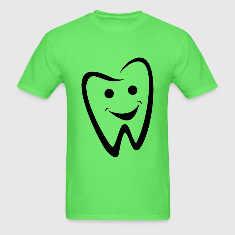 DENTAL / TOOTH / TEETH / DENTIST / SMILE DESIGN - Men's T-Shirt