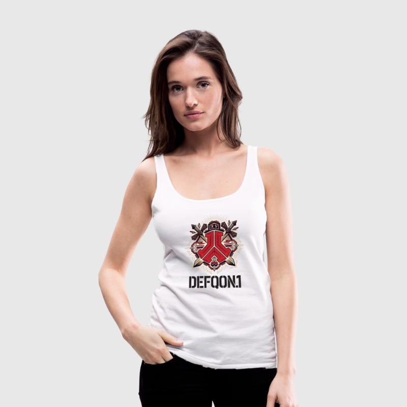 Defqon.1 2017 Victory Forever Tanks - Women's Premium Tank Top