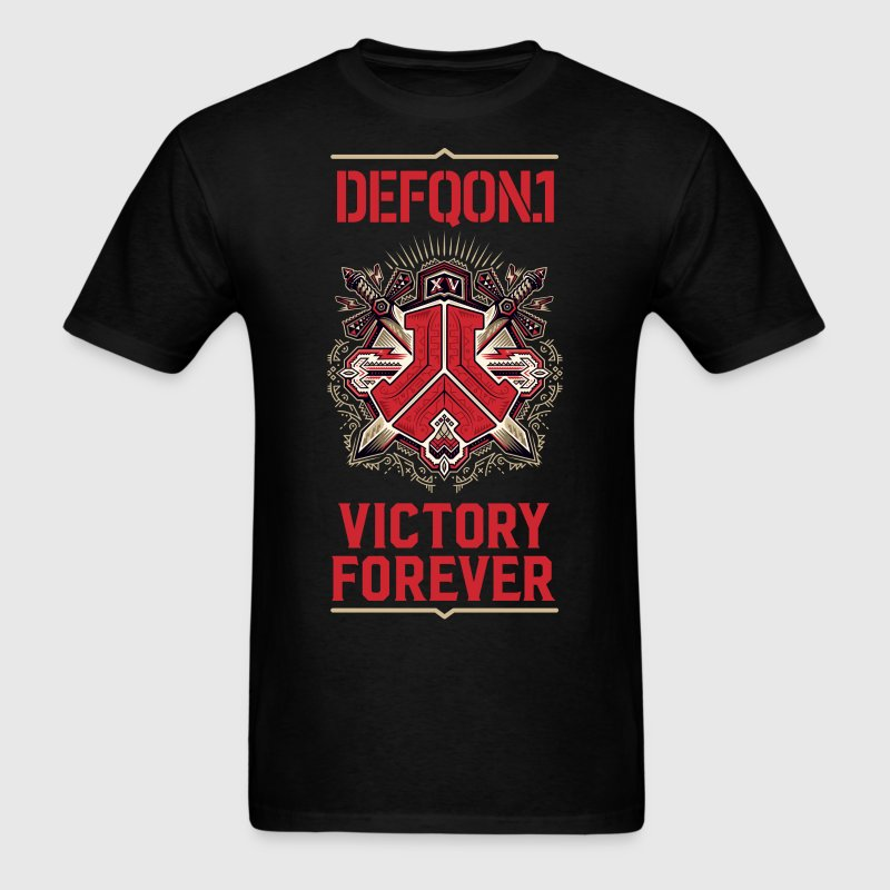 Defqon.1 2017 Victory Forever T-Shirts - Men's T-Shirt